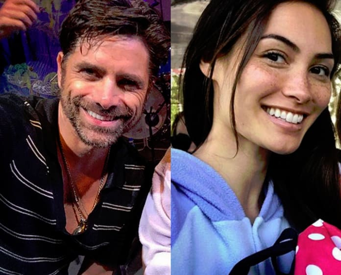 John Stamos Marries Caitlin McHugh!