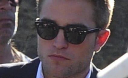 Robert Pattinson: On a Cocaine Bender?!?
