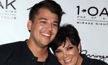 Kris Jenner: FORCING Rob Kardashian to Get a Paternity Test??