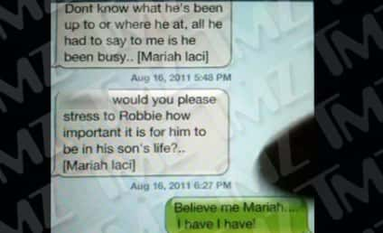 Mariah Yeater Text Messages: Who's the Daddy?!?