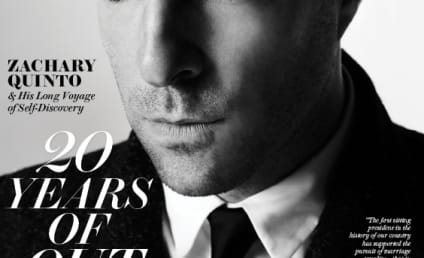 Zachary Quinto and Jonathan Groff: Dating!