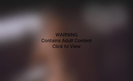 Very Naked Kim Kardashian