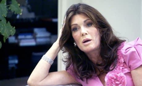 Lisa Vanderpump Face