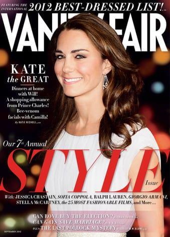 Kate Middleton Vanity Fair Cover