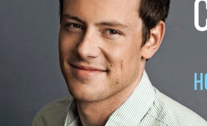 """Cory Monteith Opens Up About """"Serious"""" Drug Problem, Rehab"""