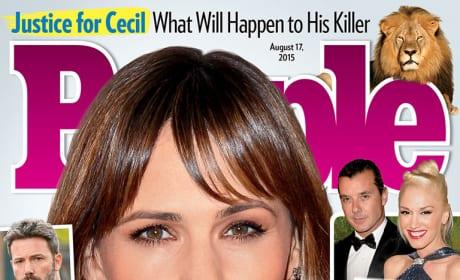 Jennifer Garner People Magazine Cover