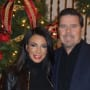 Marty Caffrey and Danielle Staub