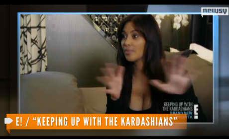 Kim Kardashian Vagina: Looking Good!