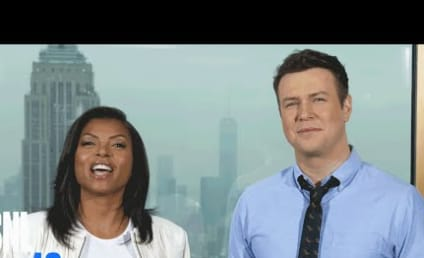 Taraji P. Henson SNL Promos: Don't Mess with Cookie!