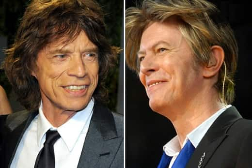 Bowie-Jagger