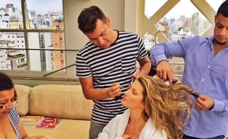 What do you think of the Gisele breasfeeding photo?