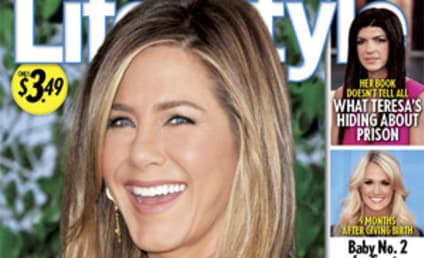 Jennifer Aniston is Having a Baby Boy... NOT!