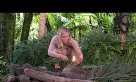 Kristen Bell: Naked and Afraid