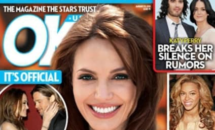 "Angelina Jolie: PREGNANT (Tabloid ""Officially"" Claims)!!"