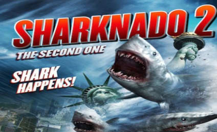 Sharknado 2: The Best Twitter Reactions!