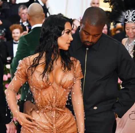 "Kim Kardashian ""Considering Options"" Amid Kanye West Meltdown"