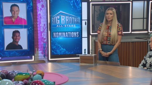 Dani Nominates on Big Brother