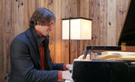 Ben Flajnik Playing Piano
