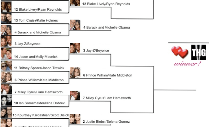Tournament of THG Couples Edition: Who Made the Quarterfinals?
