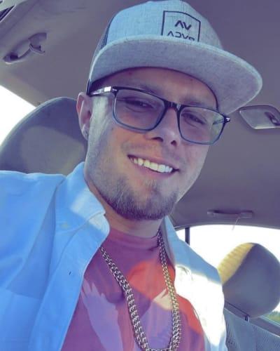 Jordan McCollum Car Selfie