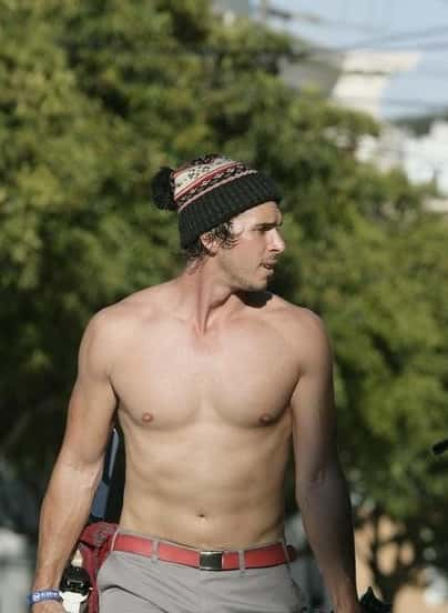 Ben Flajnik Shirtless Pic