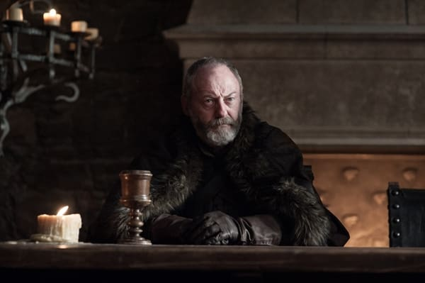 Davos Seaworth: Still Grizzled