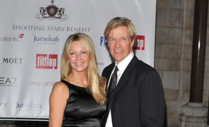 Heather Locklear and Jack Wagner: It's Over!