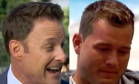 Chris Harrison on Colton Underwood: The V-Card is Still Intact ... But NOT FOR LONG!!
