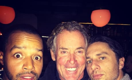 Scrubs Reunion