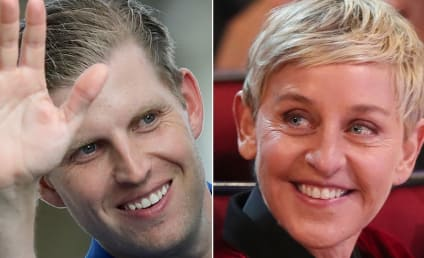 "Eric Trump Thinks Ellen DeGeneres is Part of ""The Deep State"""