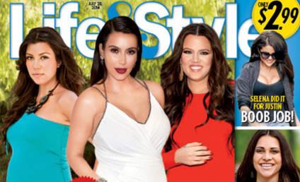 Kim Kardashian and Kate Middleton: Second Babies on the Way?