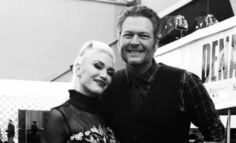Shelton and Stefani