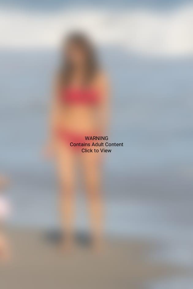 Ali Landry in a Bikini