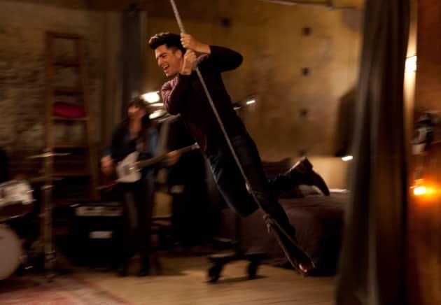 Swinging On to Glee