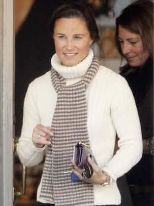 Pippa Middleton Without Makeup