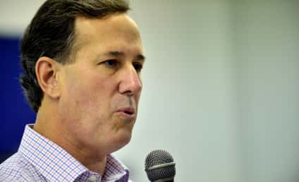 Rick Santorum to Run For President in 2016, Probably Not Campaign with Duggar Family