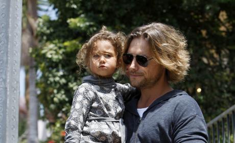 Gabriel Aubry and Nahla