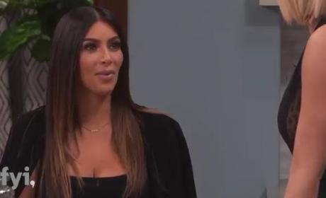 Kim Kardashian: I Stopped Breastfeeding Saint Because North Was Jealous