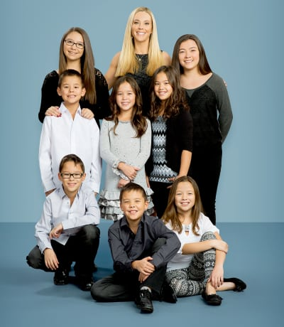 kate and her fam