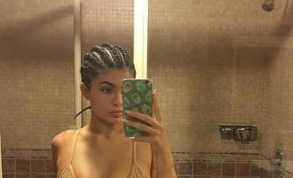 Kylie Jenner: Semi-Nude Shower Selfie Raises Questions