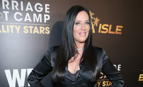 Patti Stanger Marriage Boot Camp Premiere