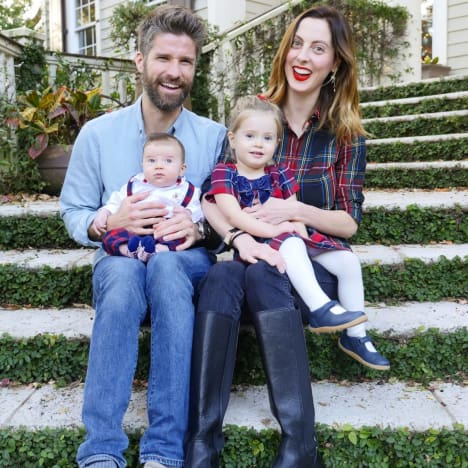 Eva Amurri & Kyle Martino Are Cute Parents
