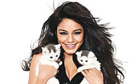 Vanessa and Cats