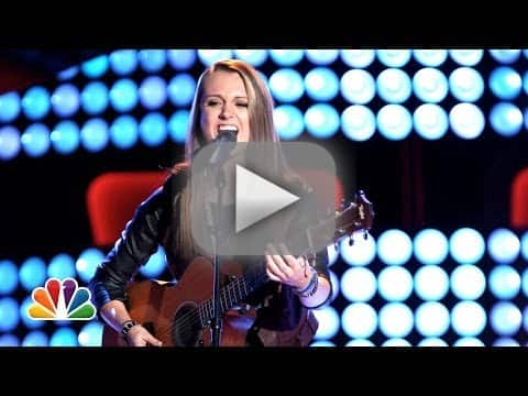 """Bria Kelly: """"Steamroller Blues"""" (The Voice Audition)"""