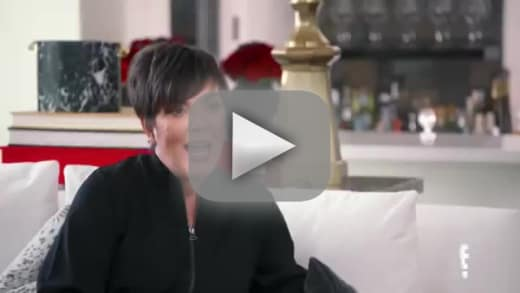 Kris jenner tries to feed khloe kardashian dozens of donuts