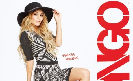 Vanessa Hudgens: Photoshop Free!