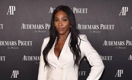 Serena Williams: Look At My HUGE Engagement Ring!