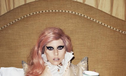 Lady Gaga: Unmasked in Harper's Bazaar