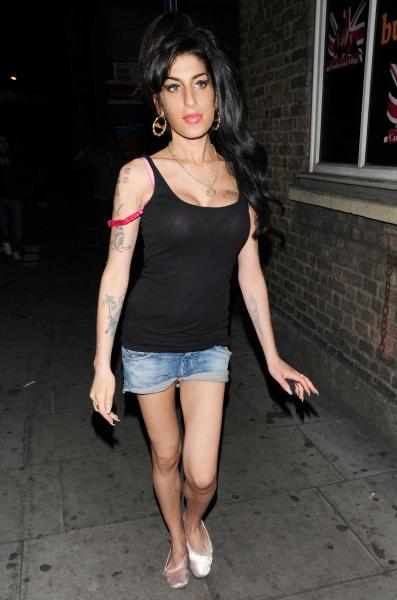 The Late Amy Winehouse