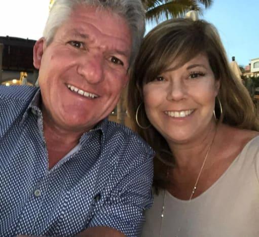 Matt Roloff et Caryn Chandler en couple